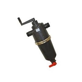 Filtro Plástico Semiautomático F6200