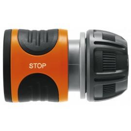 Conector rápido con función STOP para manguera 13 - 15mm. y de 19mm.