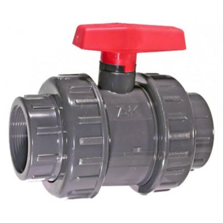 Válvula de PVC Roscar AK