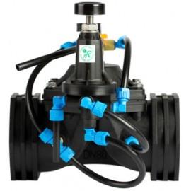 Válvula Hidráulica C/Piloto Reductor (Montada)